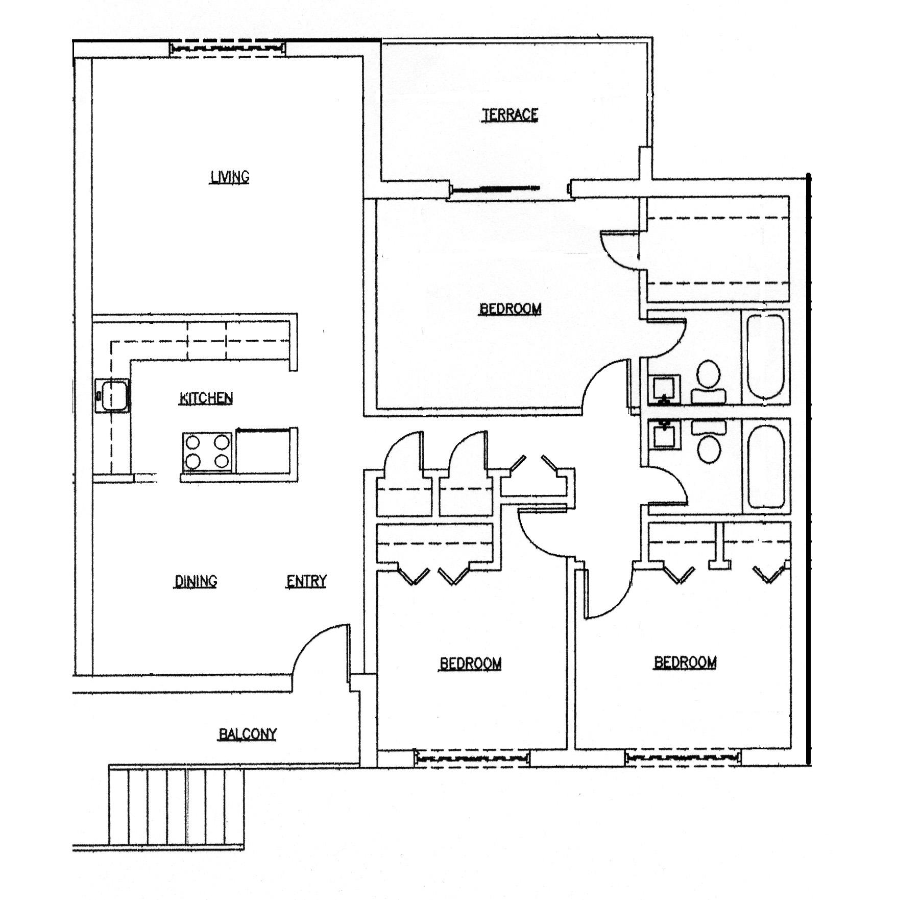 Floor Plan & Pricing